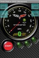Screenshot of Corvette C6 Dynomaster Layout