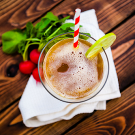Healthy Drink  by Gabi Dibos - Food & Drink Alcohol & Drinks ( cool, vitamins, food and drink, colorful, healthy eating, juice, drink, healthy, fruits and vegetables, vitamin, juicing )