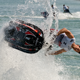 by Luca Renoldi - Sports & Fitness Watersports ( aquabike, jetski, freestyle, jump, acrobatic )