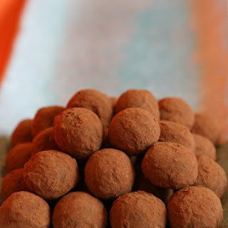 Earl Grey Tea-Infused Truffles