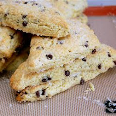 Grandma Johnson's Scones