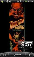 Screenshot of The Magician Live HD Wallpaper