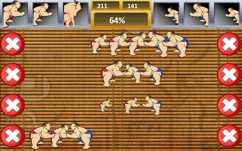 Sumo Fight - screenshot