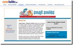SmallSmilesOnCareerbuilder