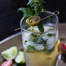 Heirloom Tomato Mojito