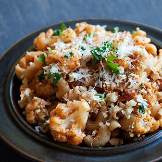 Pasta with Cauliflower