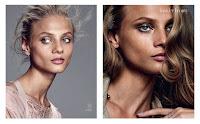 Porter Magazine Photography Chris Colls, Stylist Morgan Pilcher, Makeup Francelle
