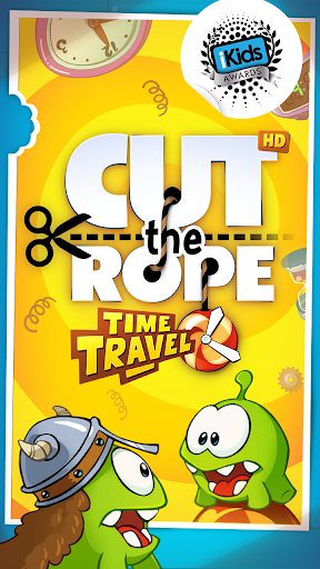 Cut the Rope: Time Travel HD - screenshot