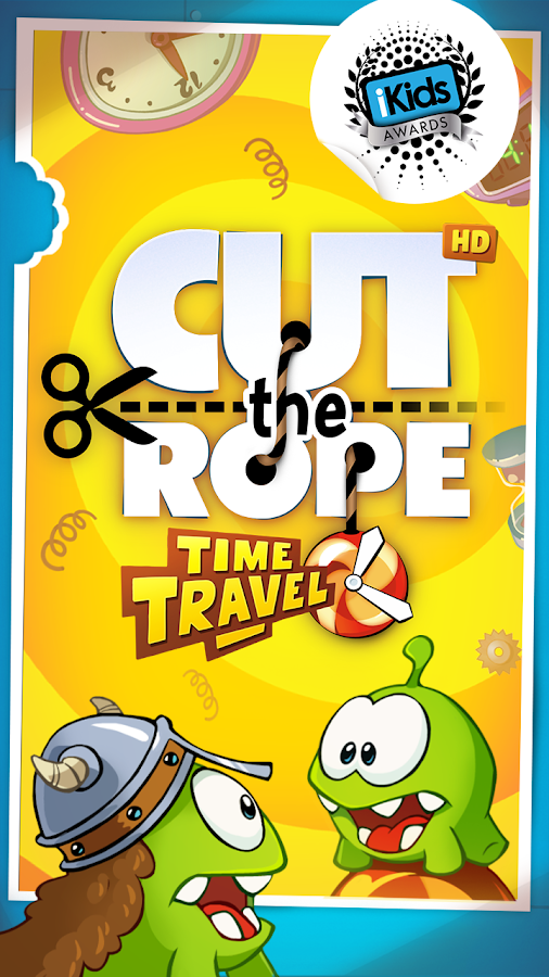 Cut the Rope: Time Travel HD Screenshot 0