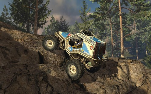 4×4 mountain offroad apk screenshot