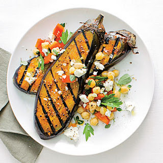 Pan-Fried White Eggplant With Onion, Caper, And Herb Sauce Recipes ...