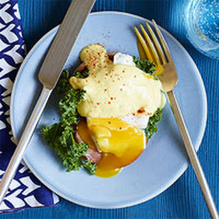 Lean & Luxurious Eggs Benedict