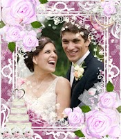 Screenshot of Wedding Photo Frames