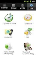 Screenshot of Cash4Books® Sell Textbooks