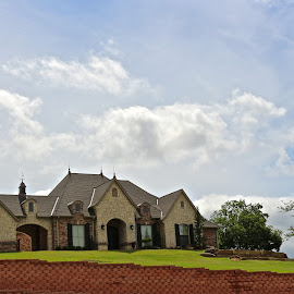 Cloud covered by Kathy Suttles - Buildings & Architecture Homes