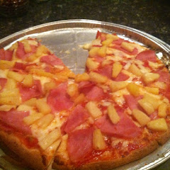 Gf Hawaiian pizza