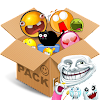 Emoticons pack, Memes