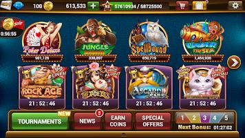 Screenshot of Slot Machines by IGG