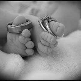 rings by Christina Smith - Babies & Children Hands & Feet ( infant photography, infant, rings, baby, children photography, portrait, object, artistic, jewelry )