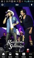 Screenshot of Guilherme e Santiago