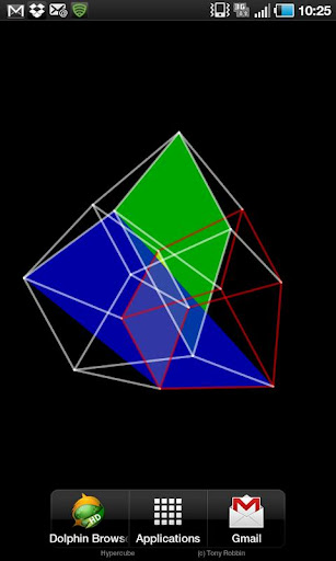 4D超立方體LWP