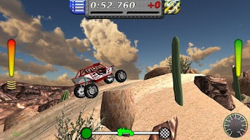Screenshot of Rock Racing - Beta - Free