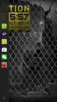Screenshot of Darkness Knight Live Locker