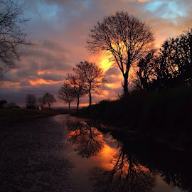 by Jason Taylor  - Landscapes Sunsets & Sunrises