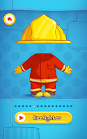 Screenshot of Dress Up - Professions (Free)