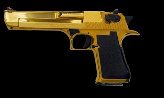 Screenshot of Desert Eagle Gold