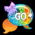 GO SMS - Abstract Bows icon