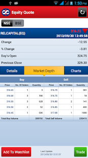 Kotak Stock Trader (android)