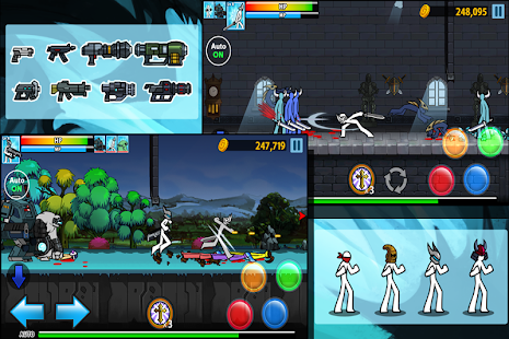 Free Download Anger Of Stick 4 APK for Samsung