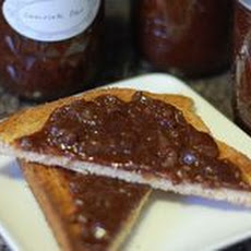 Chocolate Pear Jam