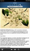 Screenshot of Encyclopedia of Biology