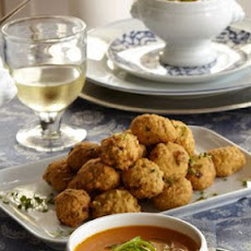 Fried Matzo Balls