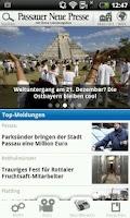 Screenshot of pnp.de
