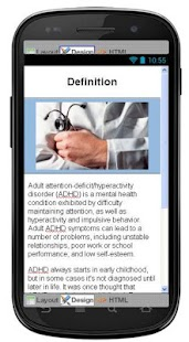 Adult Adhd Disease & Symptoms- screenshot thumbnail