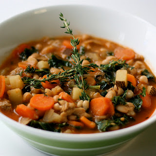 Tuscan White Bean Stew