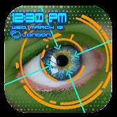 App Eye Scanner Lock Techno APK for Kindle