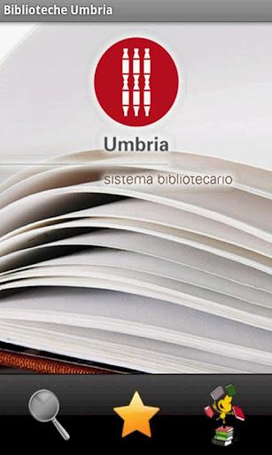 Biblioteche Umbria