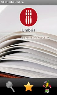 Umbria Libraries - screenshot
