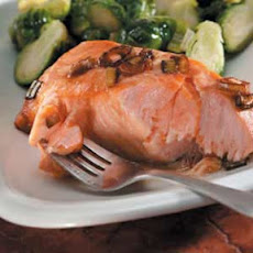 Honey-Orange Marinated Salmon Recipe