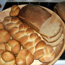 Tasty Whole Wheat Bread