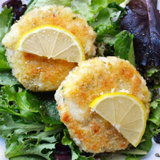 Smoked Salmon and Cod Cakes
