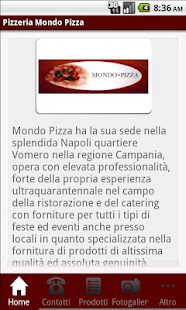 Mondo Pizza - screenshot