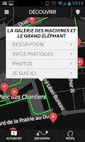 Screenshot of Le Voyage à Nantes