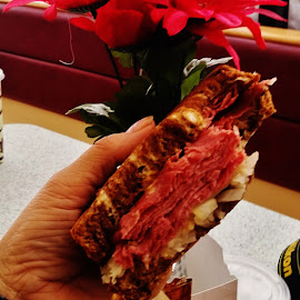 LOVE AT FIRST BITE by Rhonda Rossi - Food & Drink Meats & Cheeses (  )