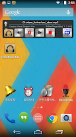 Screenshot of FolderPlayer4Me(Music Player)