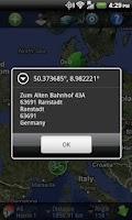 Screenshot of GPS Finder - Car Locator Free